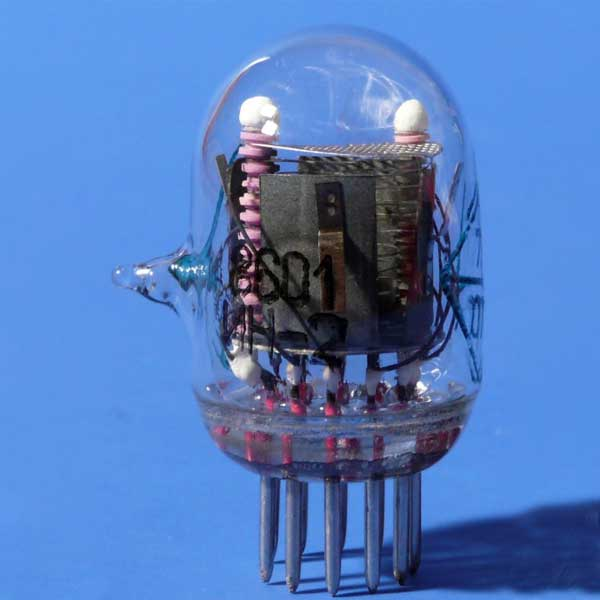 لامپ نیکسی IN-2 NIXIE TUBE