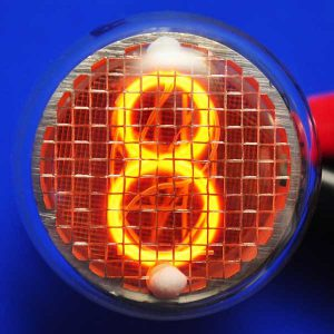 لامپ نیکسی IN-4 NIXIE TUBE