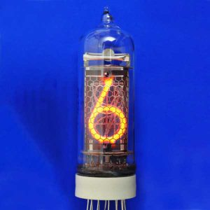 لامپ نیکسی IN-14 NIXIE TUBE